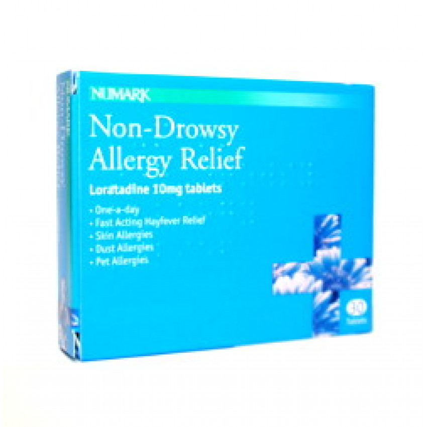 Non-Drowsy Allergy Relief (Loratadine) Tablets 30