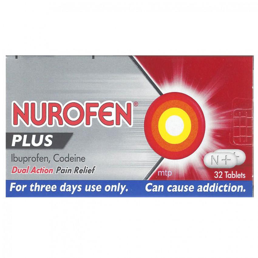 Nurofen Plus Tablets 32