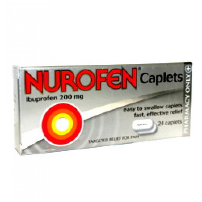 Nurofen Caplets 24