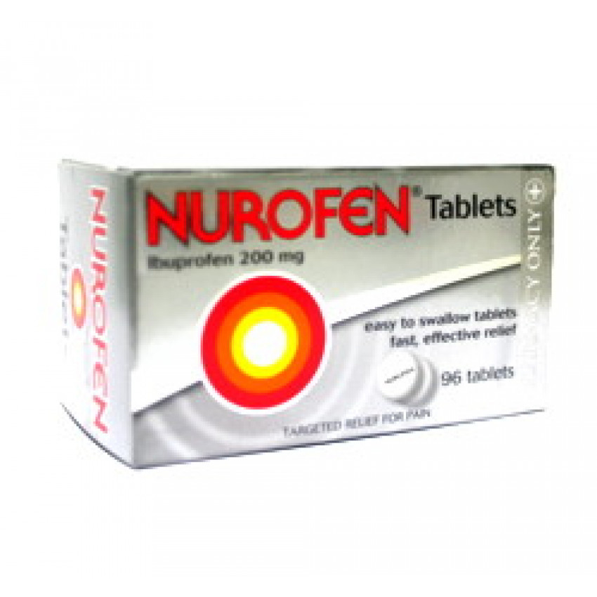 Nurofen Tablets 96