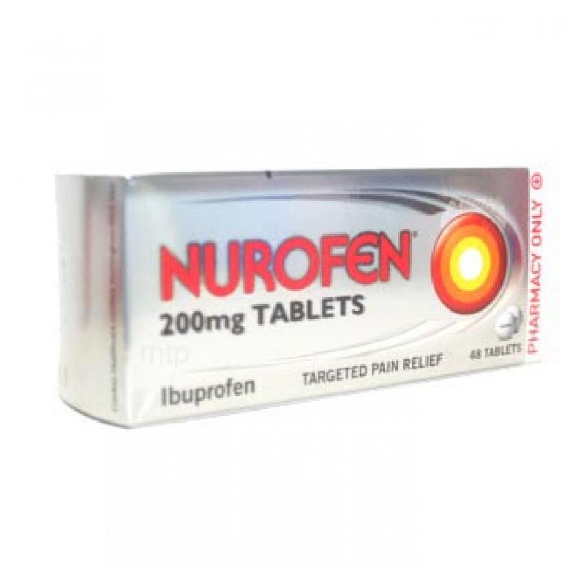 Nurofen Tablets 48