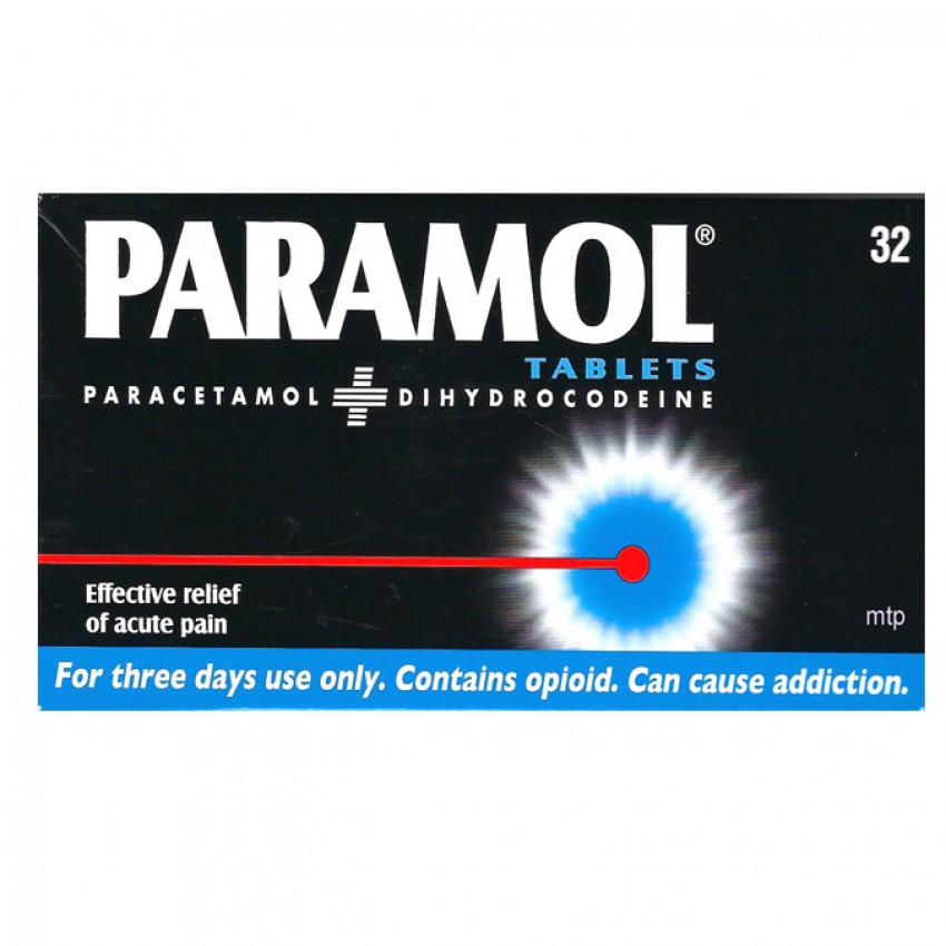 Paramol Tablets 32