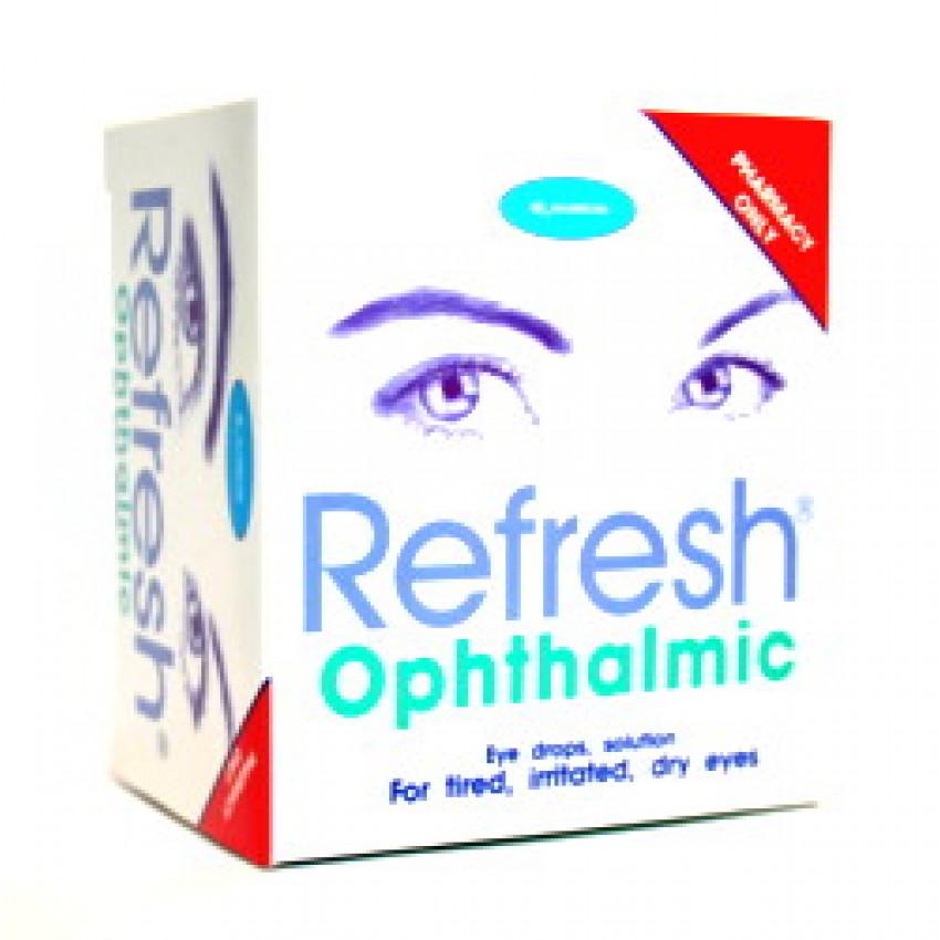 Refresh Ophthalmic Eye Drops 30 x 0.4ml