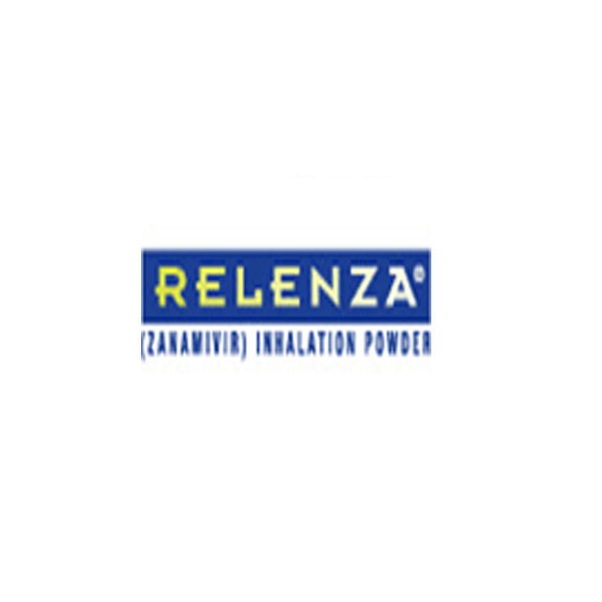 Relenza (Zanamivir) 5mg Diskhaler 5 Disks