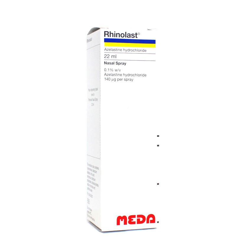 Rhinolast Nasal Spray 22ml UK
