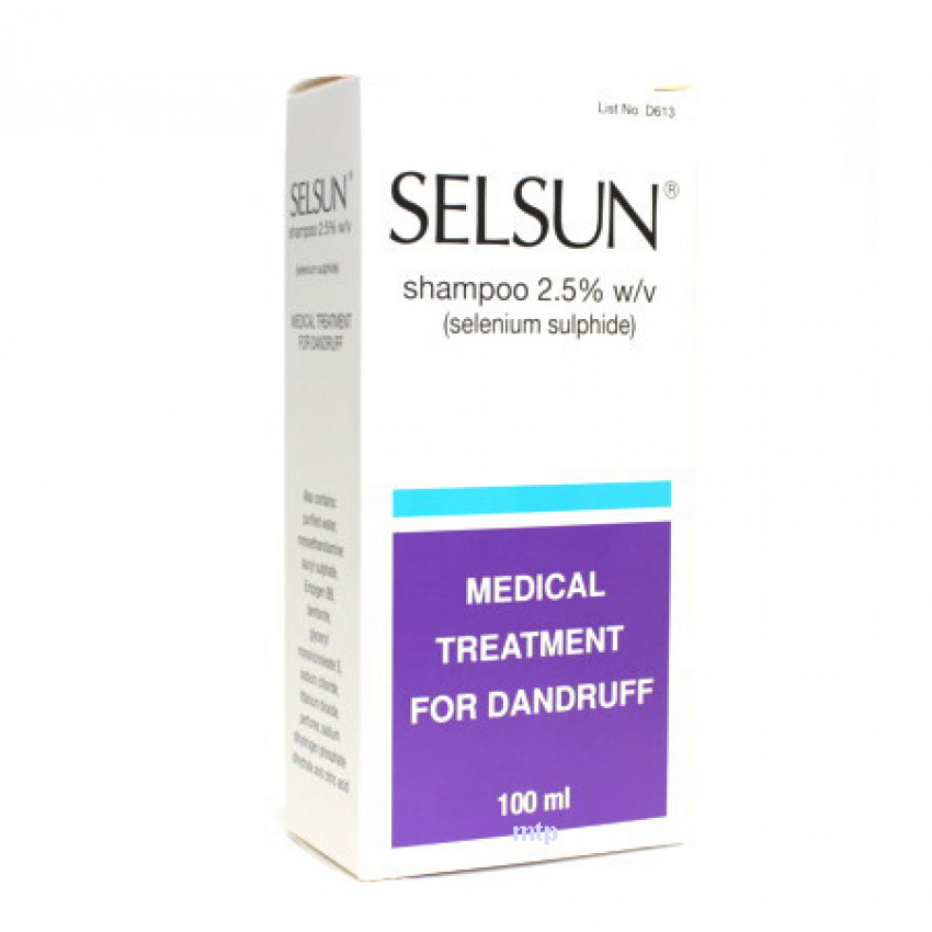 Selsun Shampoo 100ml