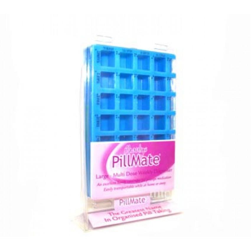 Shantys Pillmate Large Multi Dose Weekly Dispenser 19025