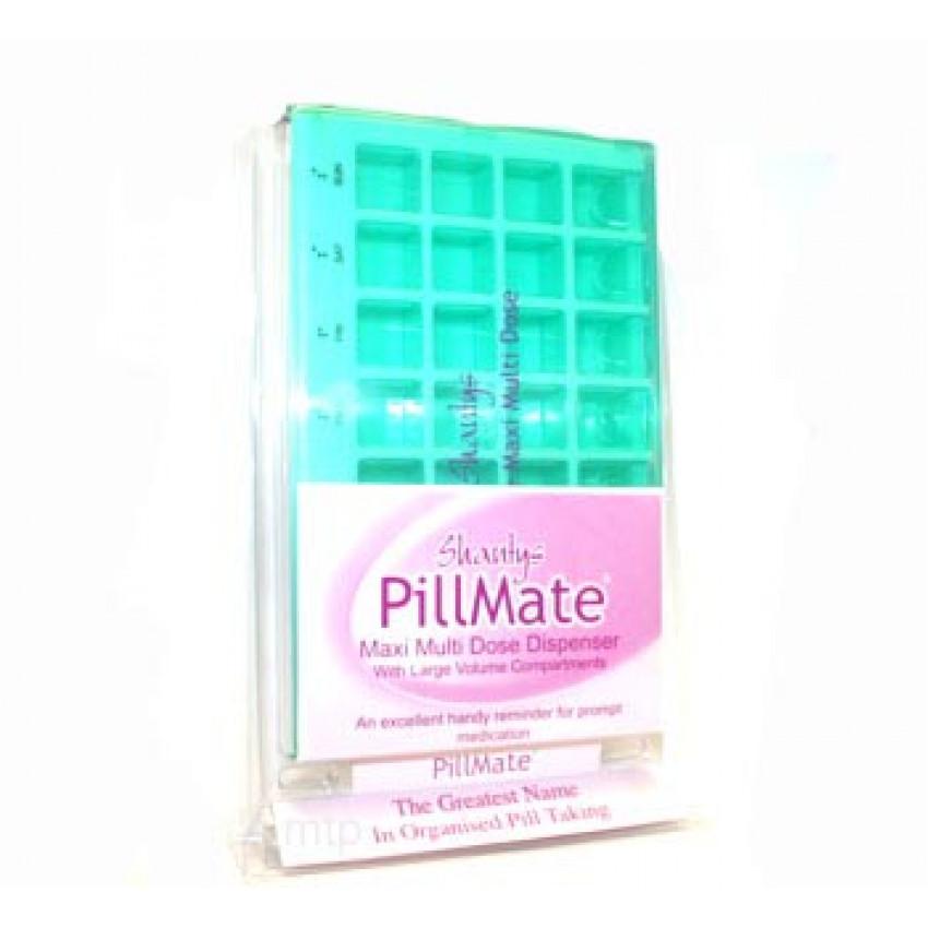 Shantys Pillmate Maxi Multi Dose Weekly Dispenser 19029