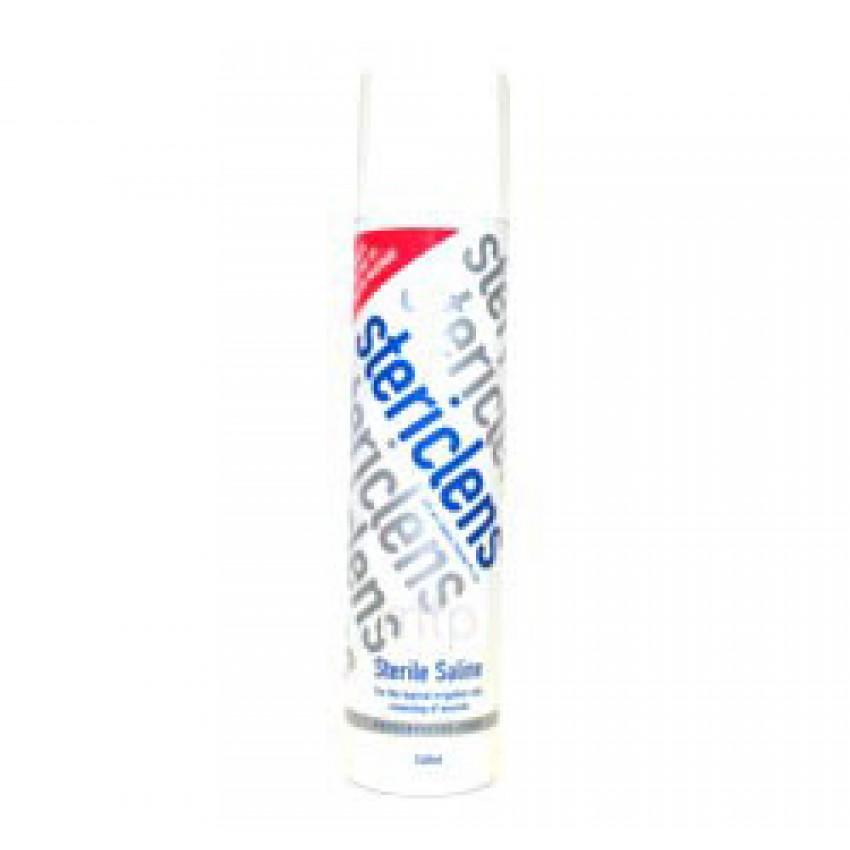 Stericlens Sterile Saline Spray 240ml