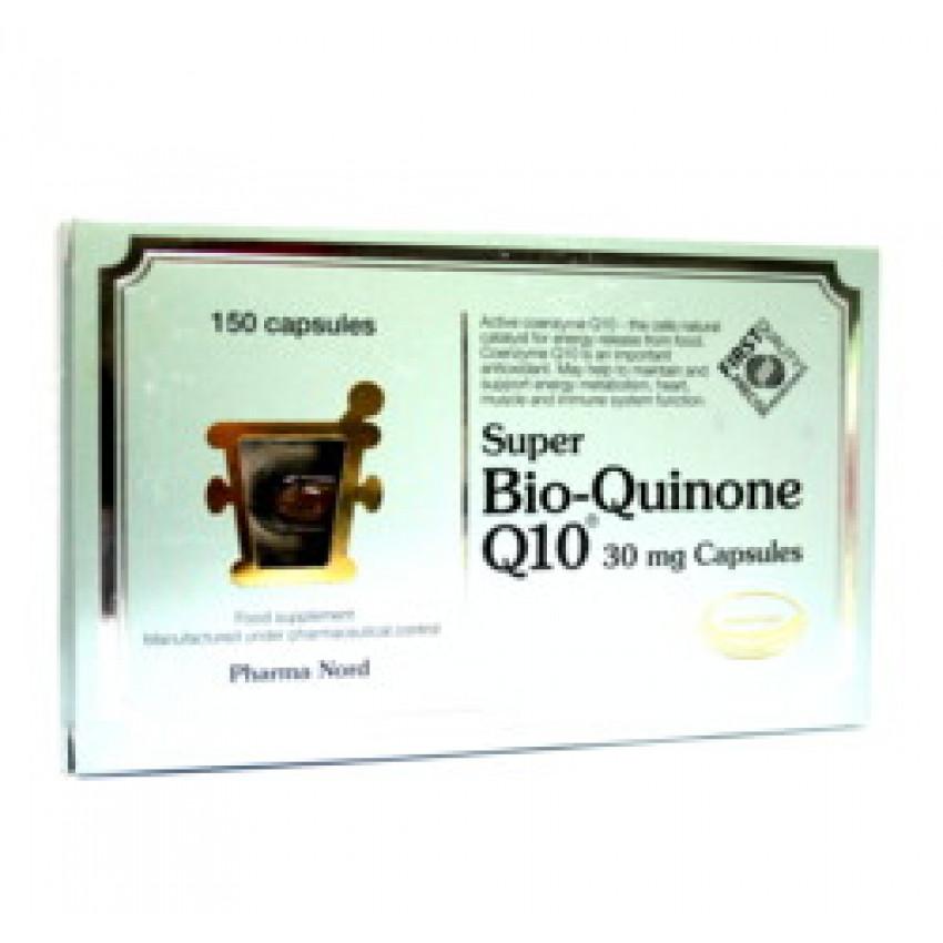 Bio-Quinone Q10 30mg Capsules 150