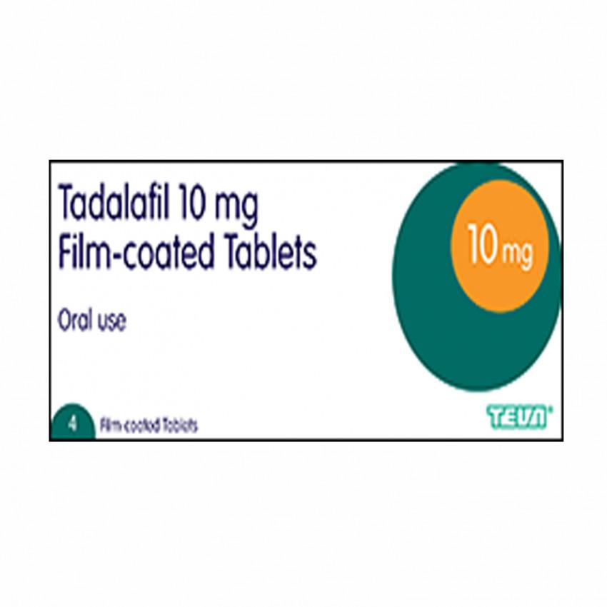 Tadalafil 10mg Tablets 4