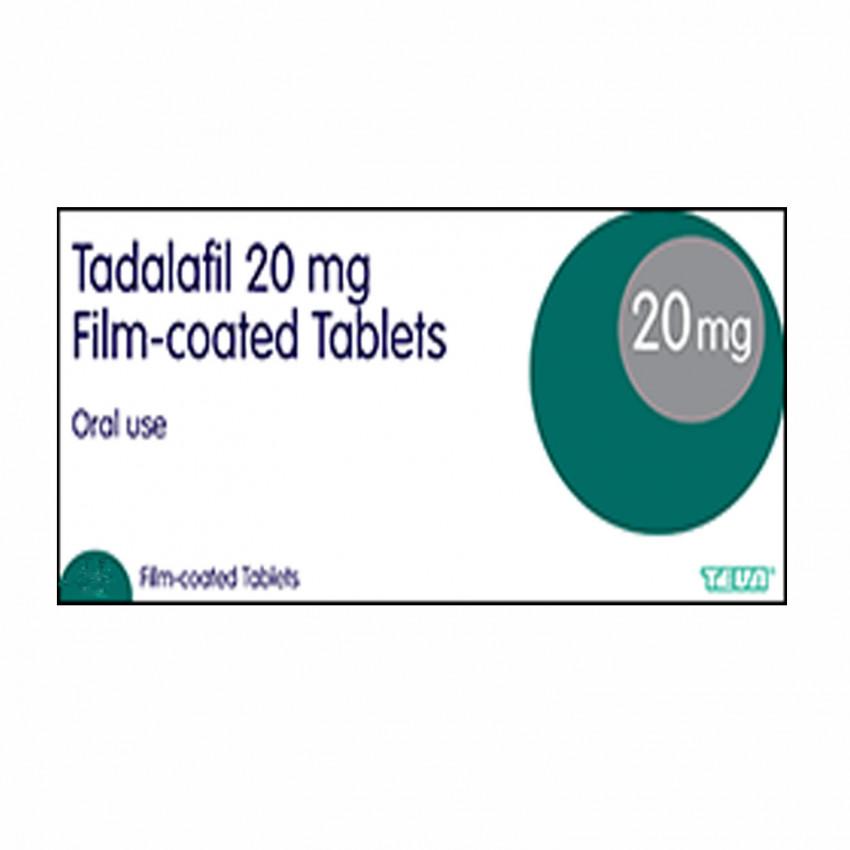 Tadalafil 20mg Tablets 4