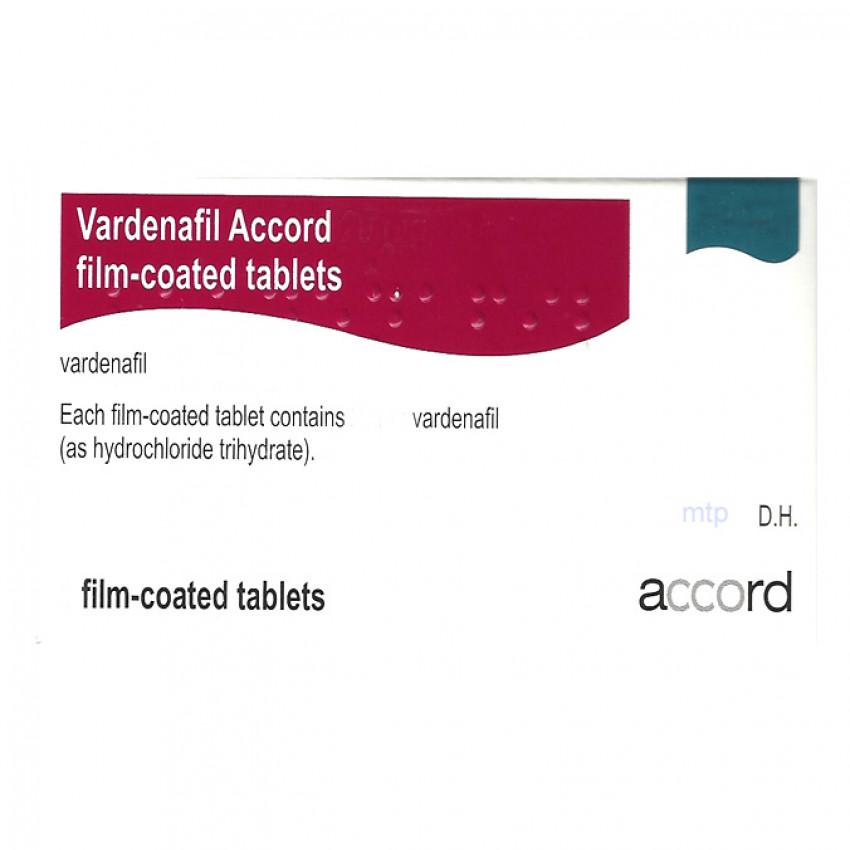 Vardenafil Tablets 5mg 4