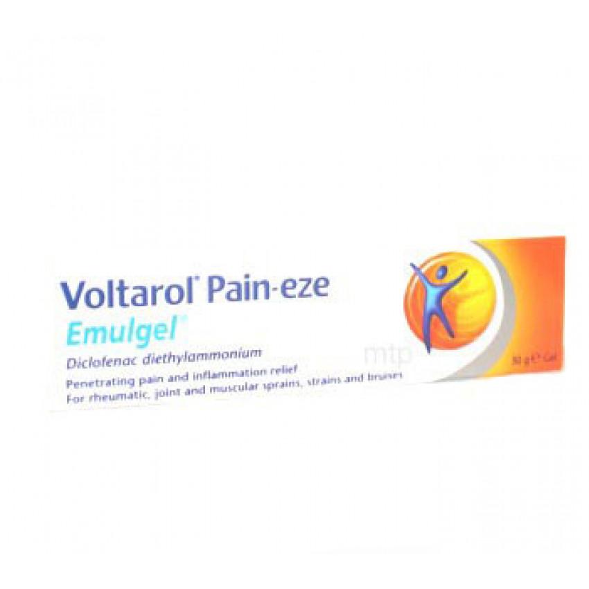 Voltarol Pain-Eze Emulgel 30g