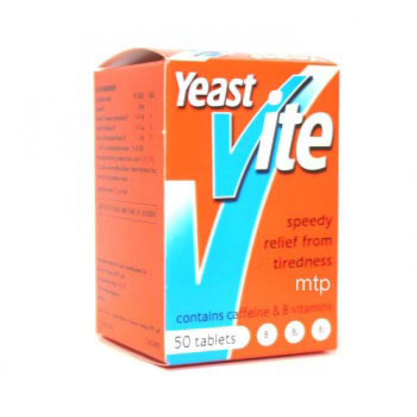 Yeast Vite Tablets 50