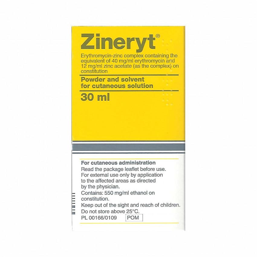 Zineryt Lotion 30ml UK